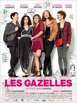 L'affiche du film Les Gazelles