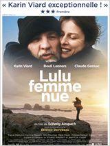 L'affiche du film Lulu femme nue