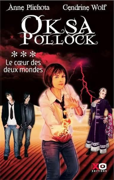 Le livre Oksa Pollock