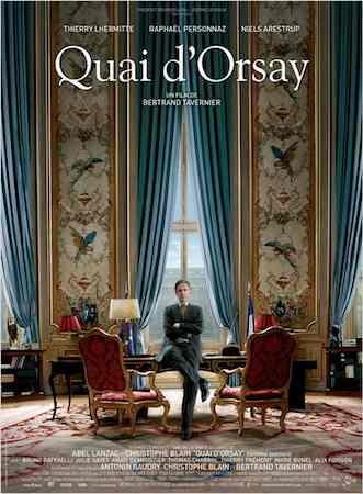 Image du film Quai d'Orsay
