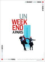 L'affiche du film Un week-end à Paris