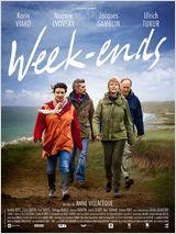 L'affiche du film Week-ends